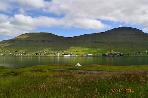 Large apartment in Skála - 15 min from Tórshavn