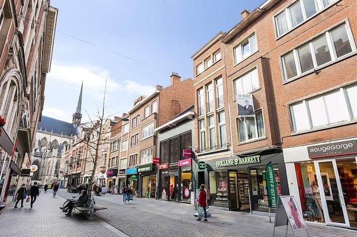Studio in the center of Leuven!