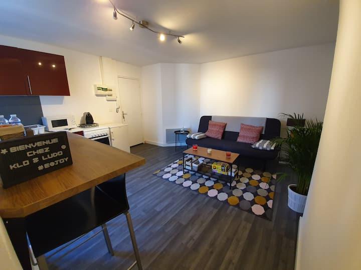 Appartement cosy dans l'hyper centre historique