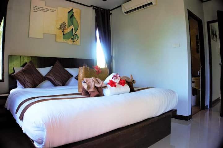 Pu Preuk Sa (Villa 2 bedroom with garden view)