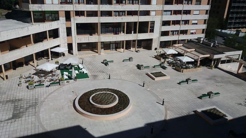 3 ROOM Apartment Penha's Gardens - Guimarães - Daire