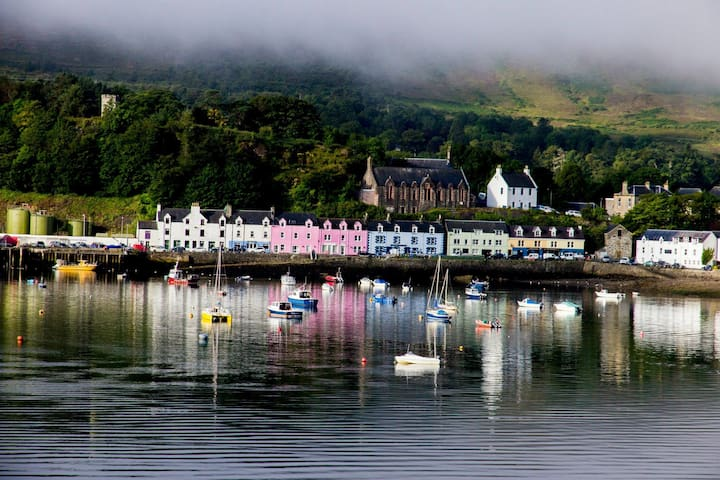 Harbour View Portree Isle of Skye