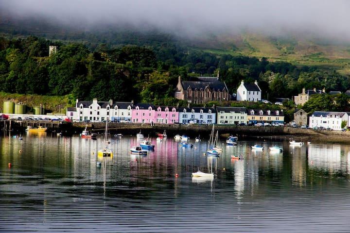 Harbour View Portree Isle of Skye