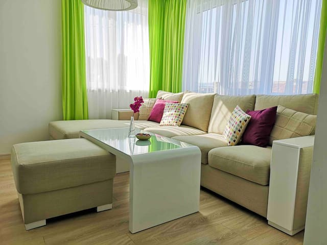 Beautiful and cozy apartment in Varna
