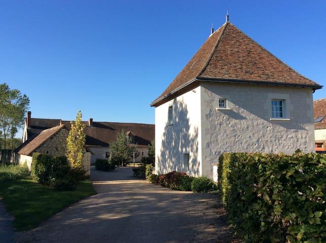 Gîte 4 pers, élégance et silence - Yzeures-sur-Creuse - Huis