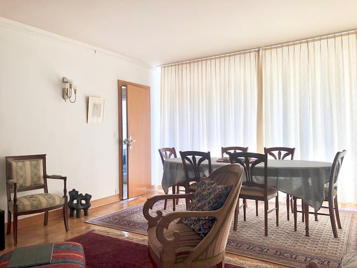 Comfortable apartment close to the city center