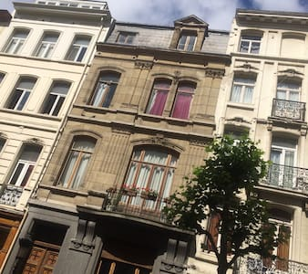 Pearl in the heart of Brussels' European District - Sint-Joost-ten-Node - Wohnung