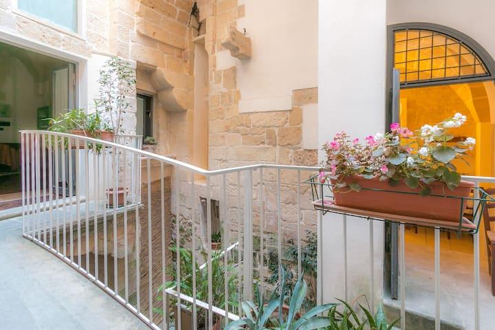 Splendido appartamento nel centro di Lecce. - Lecce - Casa