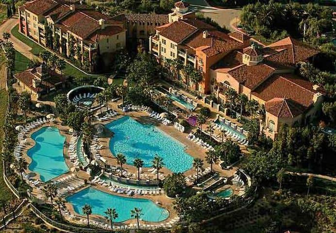 Summer Relaxing at Marriott Newport Coast - Newport Beach - Chatka w górach