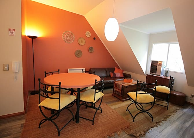 "Luxury apartment ""Azul Marino"" in Puerto Montt"