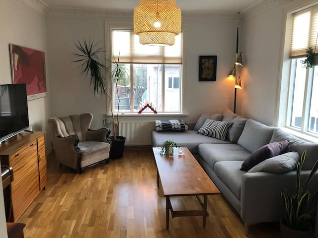 A home away from home in the centre of Reykjavík