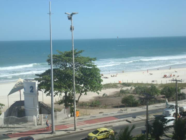 Vista Mar em Ponto Nobre da Praia