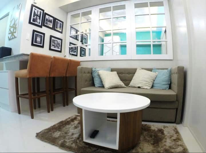 Cozy One-Bedroom Unit in Tagaytay-  Wifi & Netflix