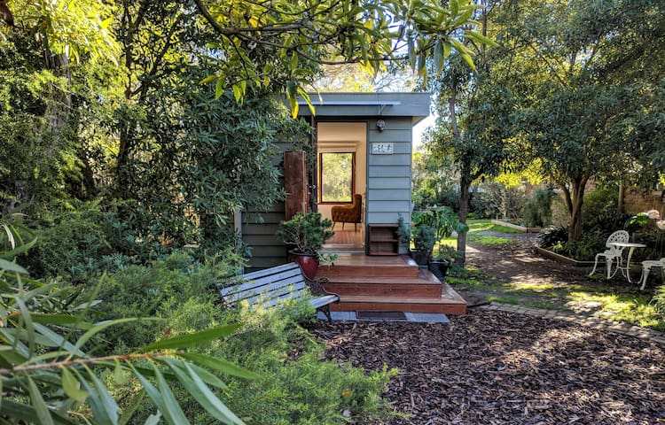 How can you resist a tiny house?