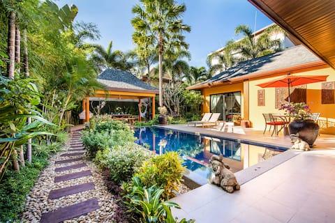 Villa Baan Bua• Két hálószobás privát medence Villa
