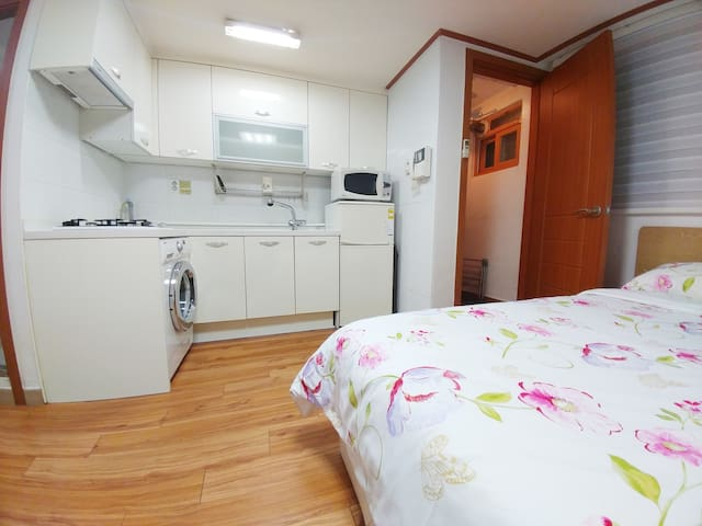 Quiet and clean residential area luxury villas