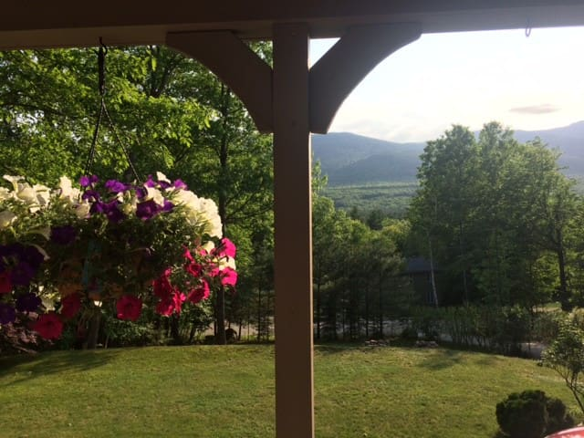 Couple get away in North Conway