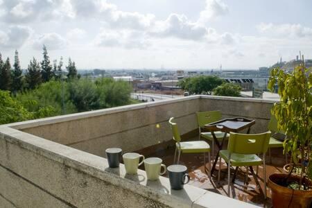 Apartamento Tomares Con Vistas A Sevilla - Tomares - 아파트