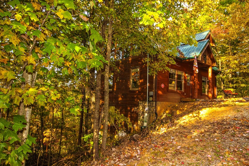 Little Bear Lodge Cabin Cabins For Rent In Sevierville