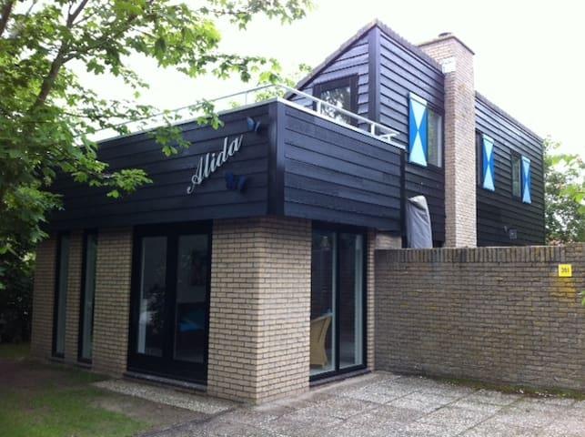 Vrijstaand vakantiehuis op Texel - De Cocksdorp