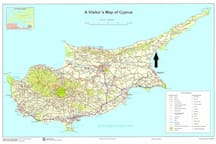 20 mins by car to both Famagusta & the Karpas Peninsula