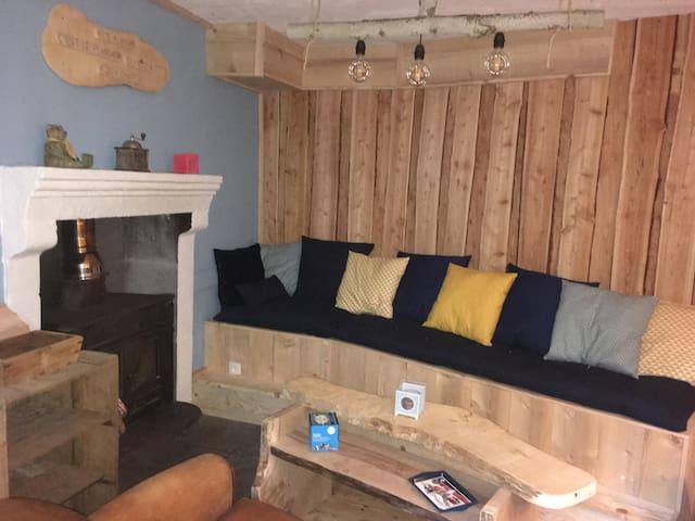 La maison pour 4 personnes