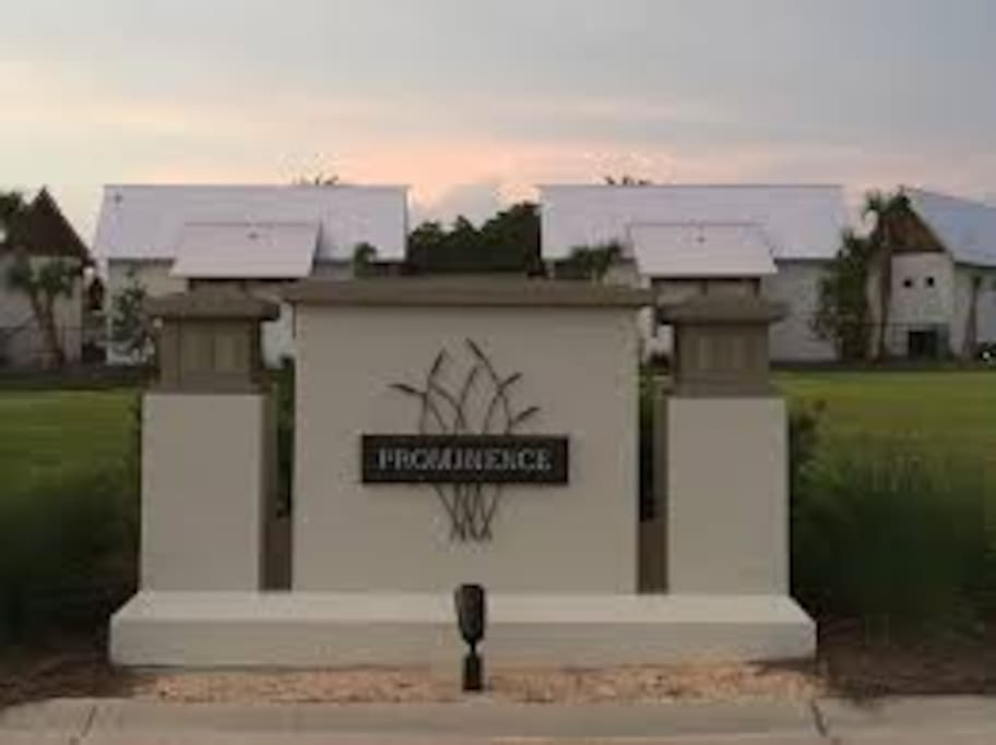 Prominence Entrance