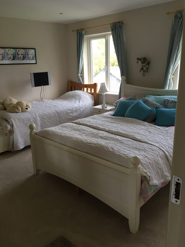 Large Triple Room en suite in Castletroy