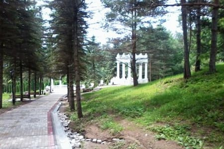 рядом с парком, недалеко от центра и недорого! - Kislovodsk