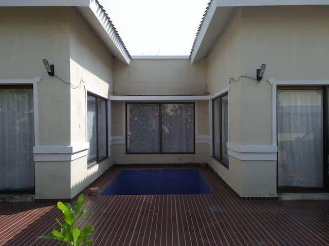 Serene Villa No 45