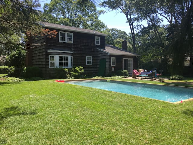 Cozy Colonial Home with Heated Pool!