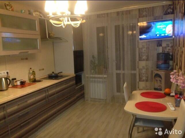 Современная 2-х комнатная квартира на Ленина