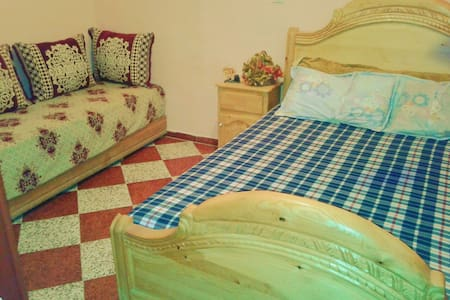 Great Double room , top location - Fès - Aamiaismajoitus