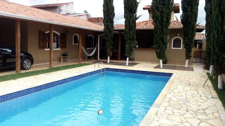 Casa de Campo com Piscina