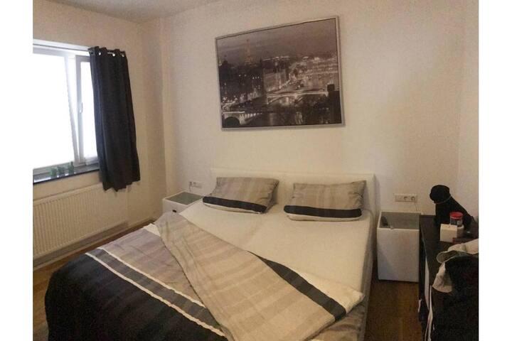 hochwertig ausgestattete & moderne Wohnung S-West
