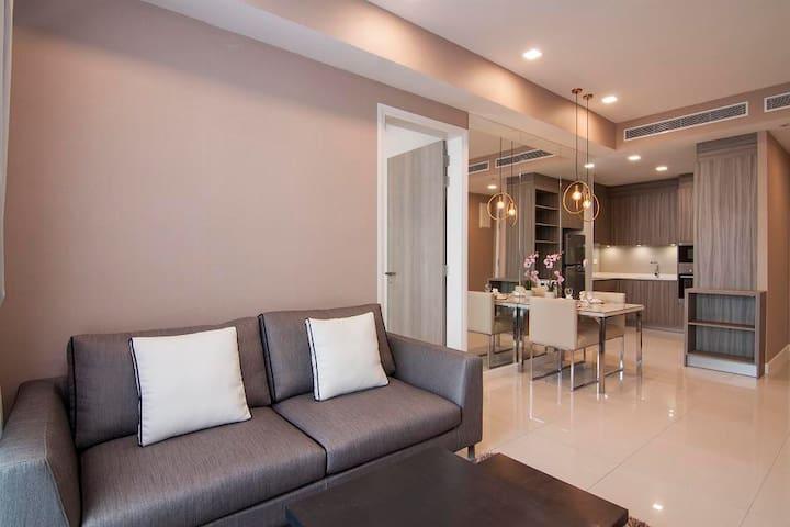 Luxurious 1 Bedroom Apartment in Bangsar #2