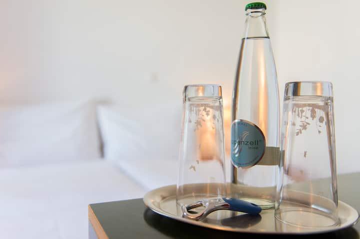 Hotel Bären Doppelzimmer Strassenseite
