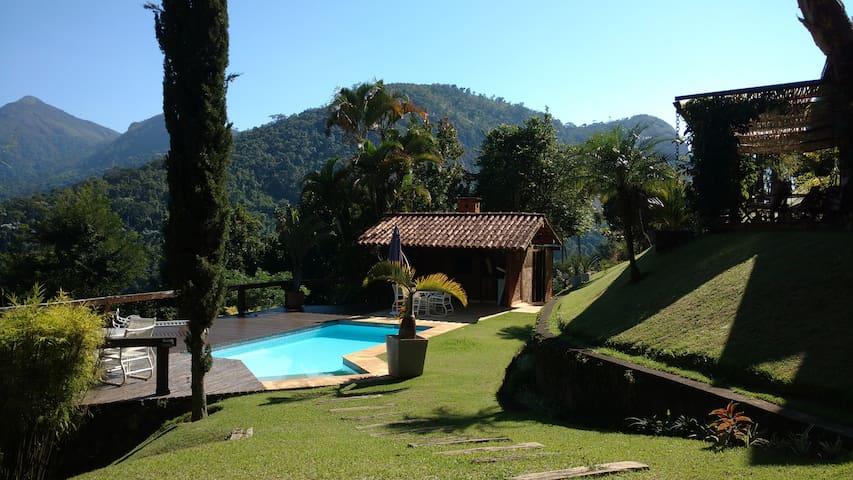 Casa aconchegante em Araras -Região Serrana do Rio