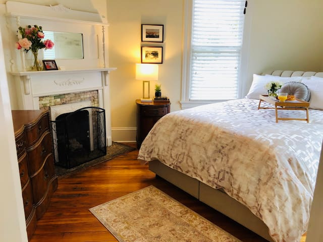 Hamilton Howell Bed & Breakfast - Catlett Room