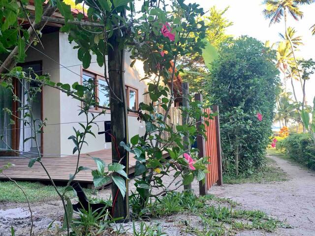 Casa Hibiscus - Linda Casa beira mar em Moreré
