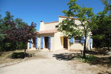 Villa 7 couchages animaux acceptés  - Plan-d'Aups-Sainte-Baume - Villa