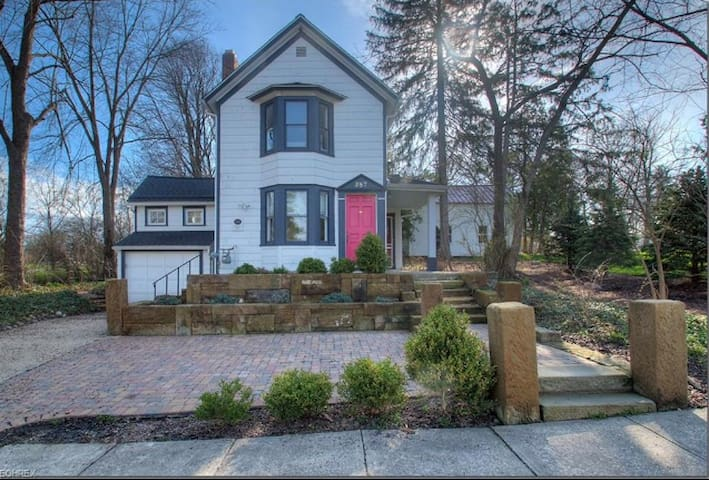 Charming Historic Home in Hudson, OH