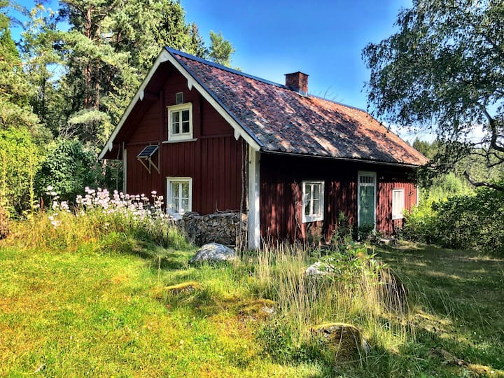 The Cabin in the Wood (Off Grid) Nyköping