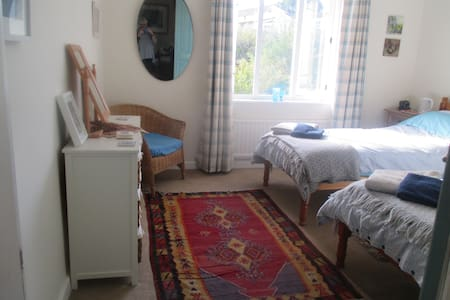 Private room in artists home Pembrokeshire - Saint Dogmaels