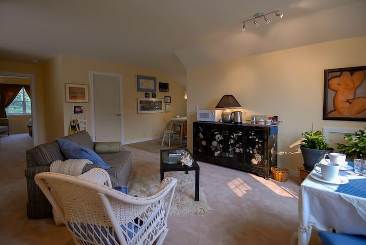 Bedroom Suite in Designer Sustainable Home