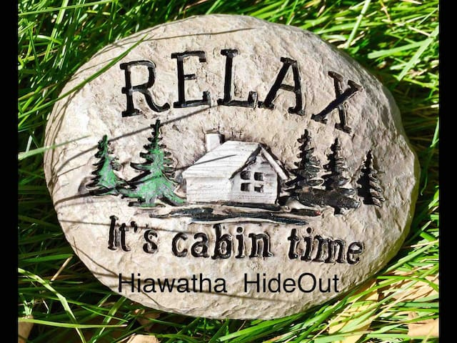 Hiawatha Hideout in beautiful Red Feather Lakes,CO