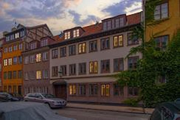 Charming city house in an amazing location - København - Apartment