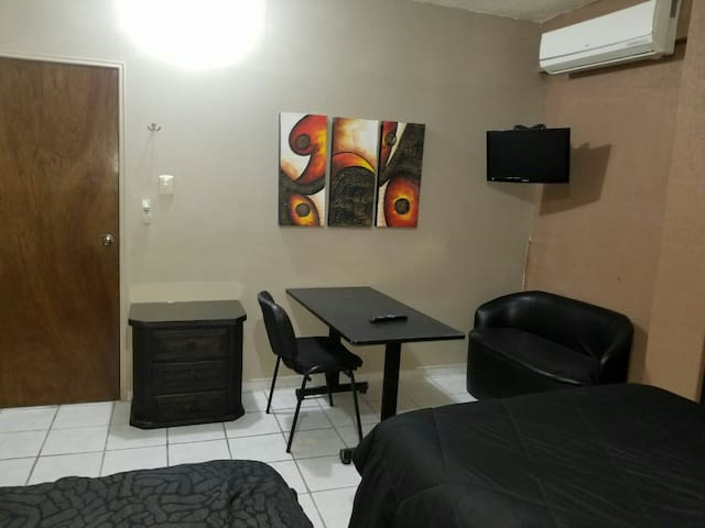 Apartment, 2 beds, WiFi Tv kitchen