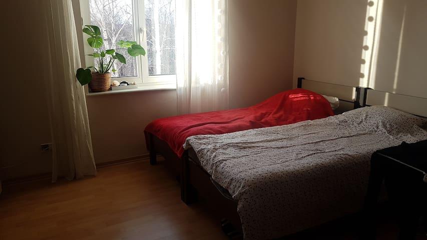 Przytulny apartament blisko Dworca Wrzeszcz