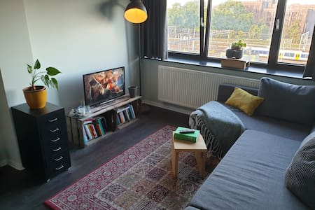 Cosy city apartment in the heart of Utrecht